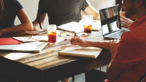 How to Conduct a Productive Meeting