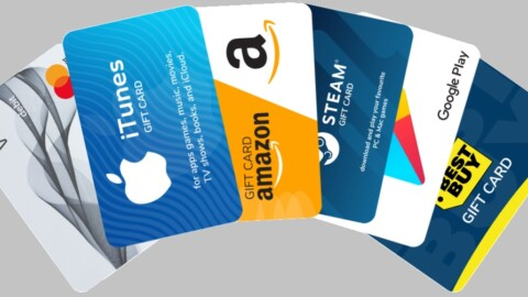 Gift Cards: Top 5 E-Gift Cards Options For You!